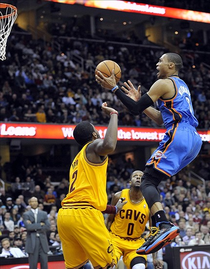 Russell Westbrook Vs Kyrie Irving