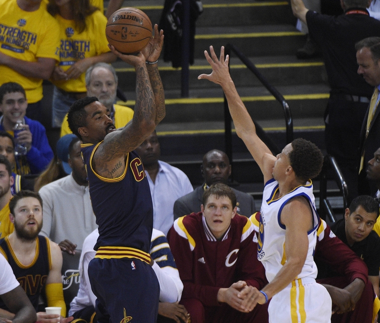 Will The Real J.R. Smith Show Up In Game 6?