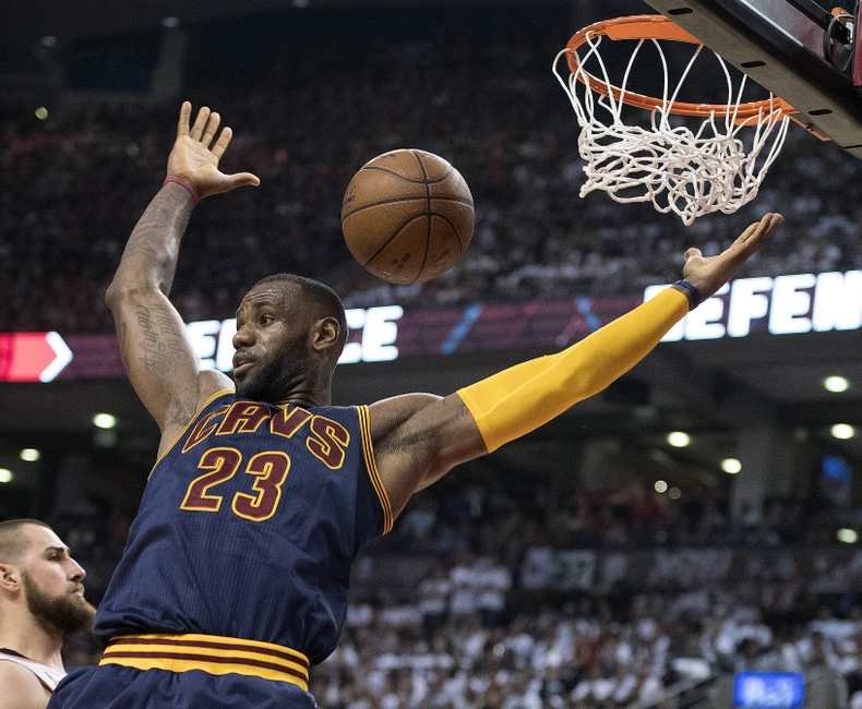 a3d60ba6c53b Witnessing Greatness  LeBron to Surpass More Legends