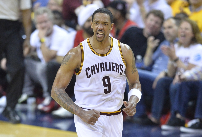 87db504f9 Cleveland Cavaliers Player Watch  Channing Frye s Milestones to Look For in  2016-17