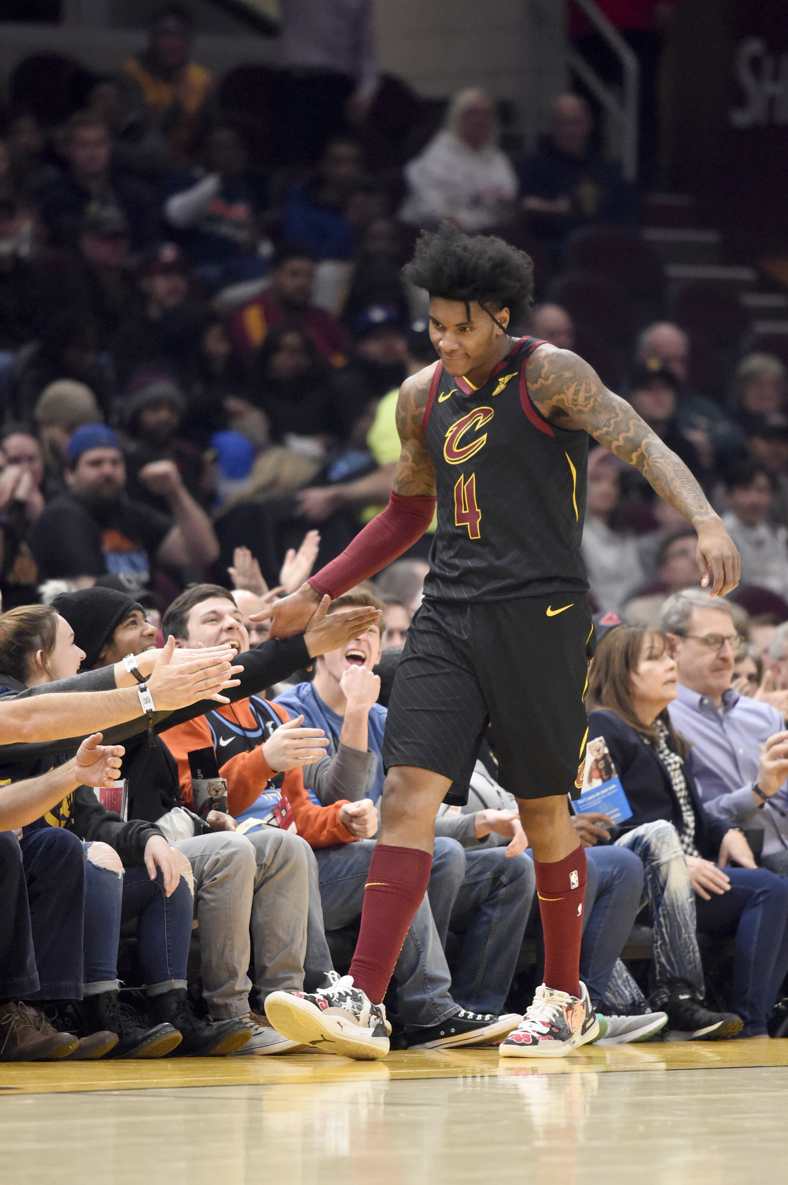 Cleveland Cavaliers Kevin Porter Jr Can Become Teams Best Defender In Near Future