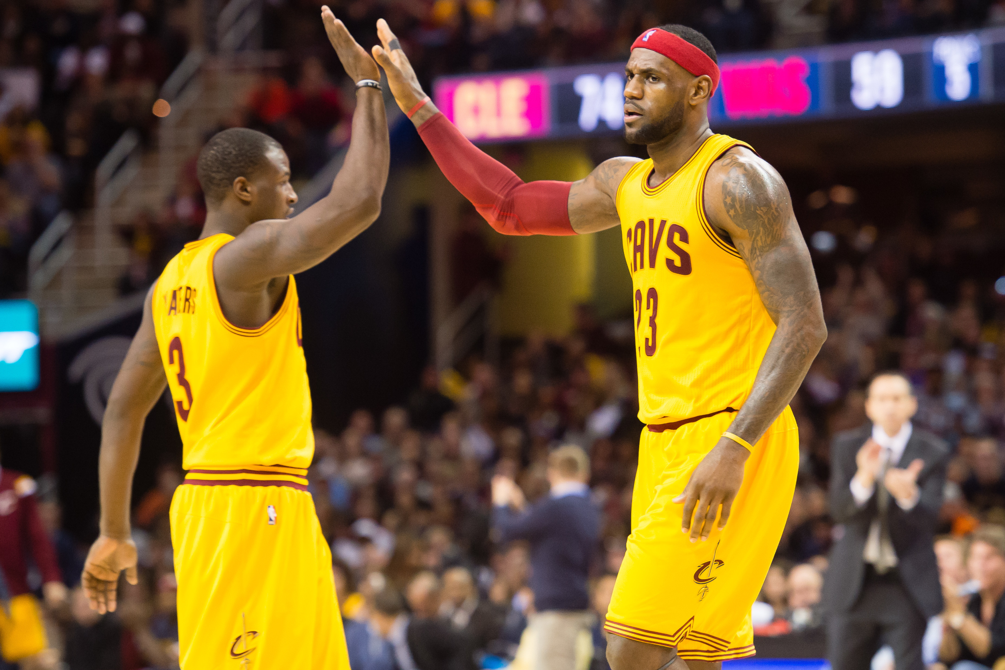 Cleveland Cavaliers Dion Waiters And Lebron James As Teammates Should Be Much Different On Lal Than On Cavs