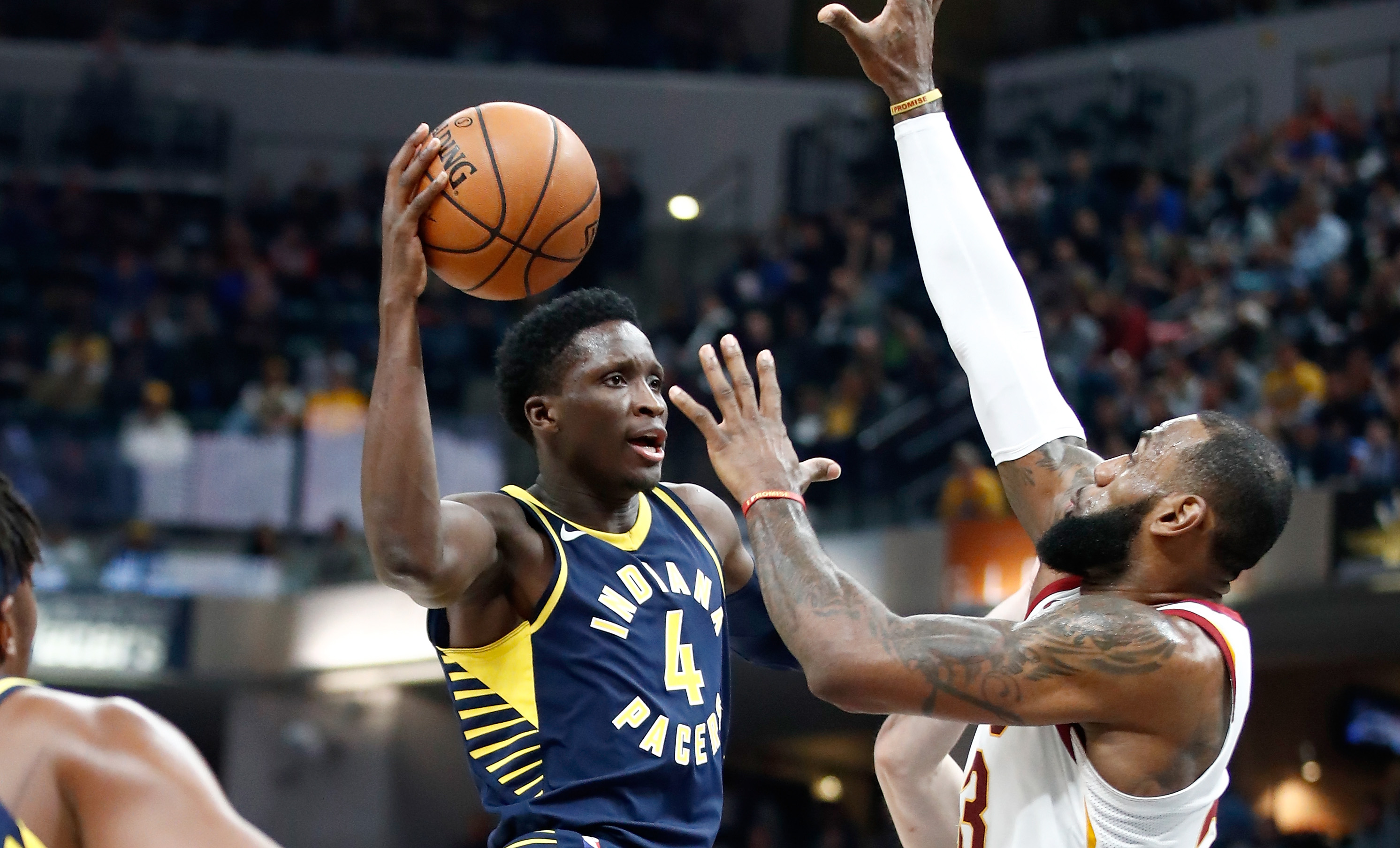 Image result for cleveland cavaliers vs indiana pacers