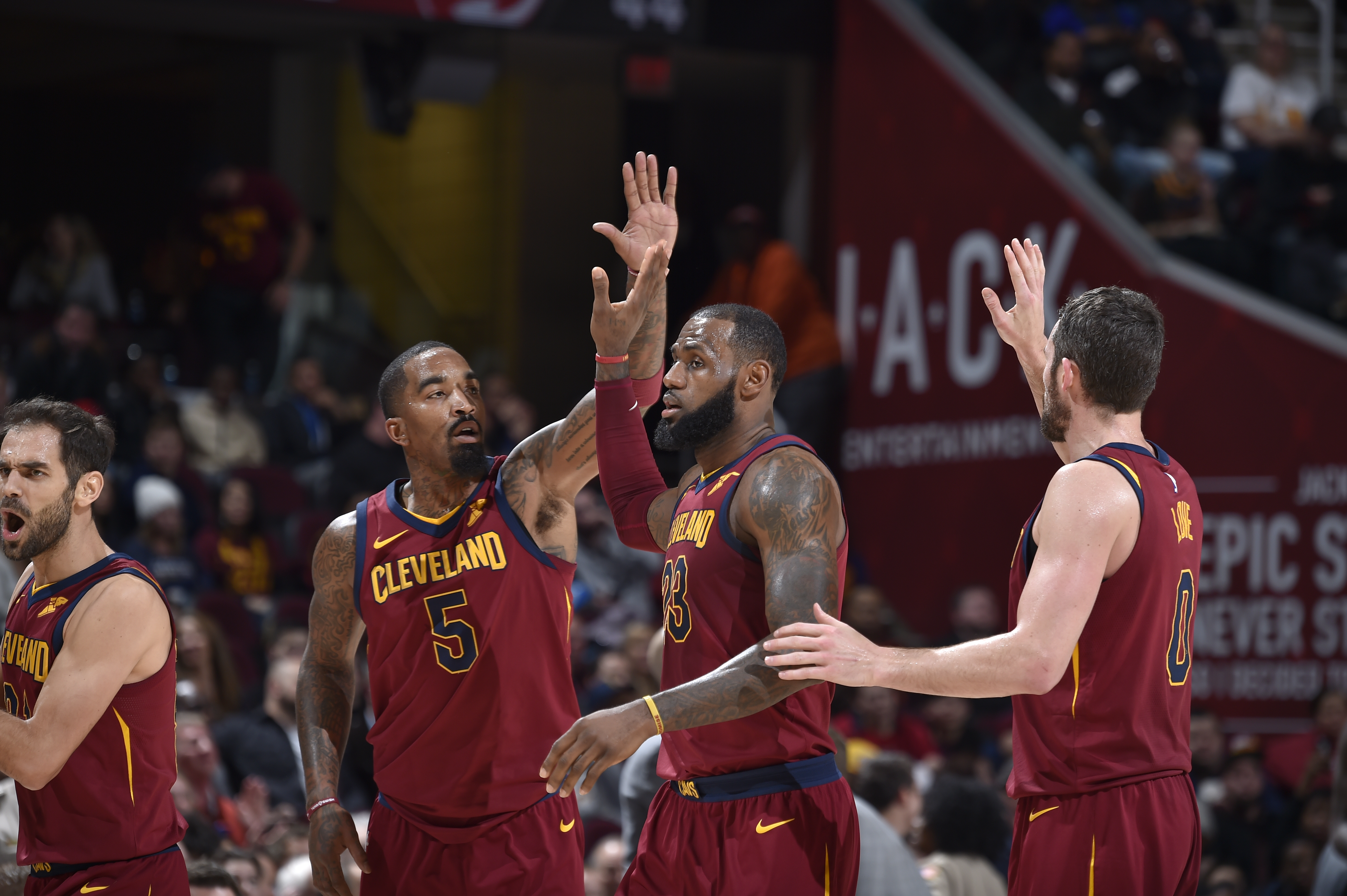 Cleveland Cavaliers >> Cleveland Cavalier Player Grades Cavs Claw Past The Hawks