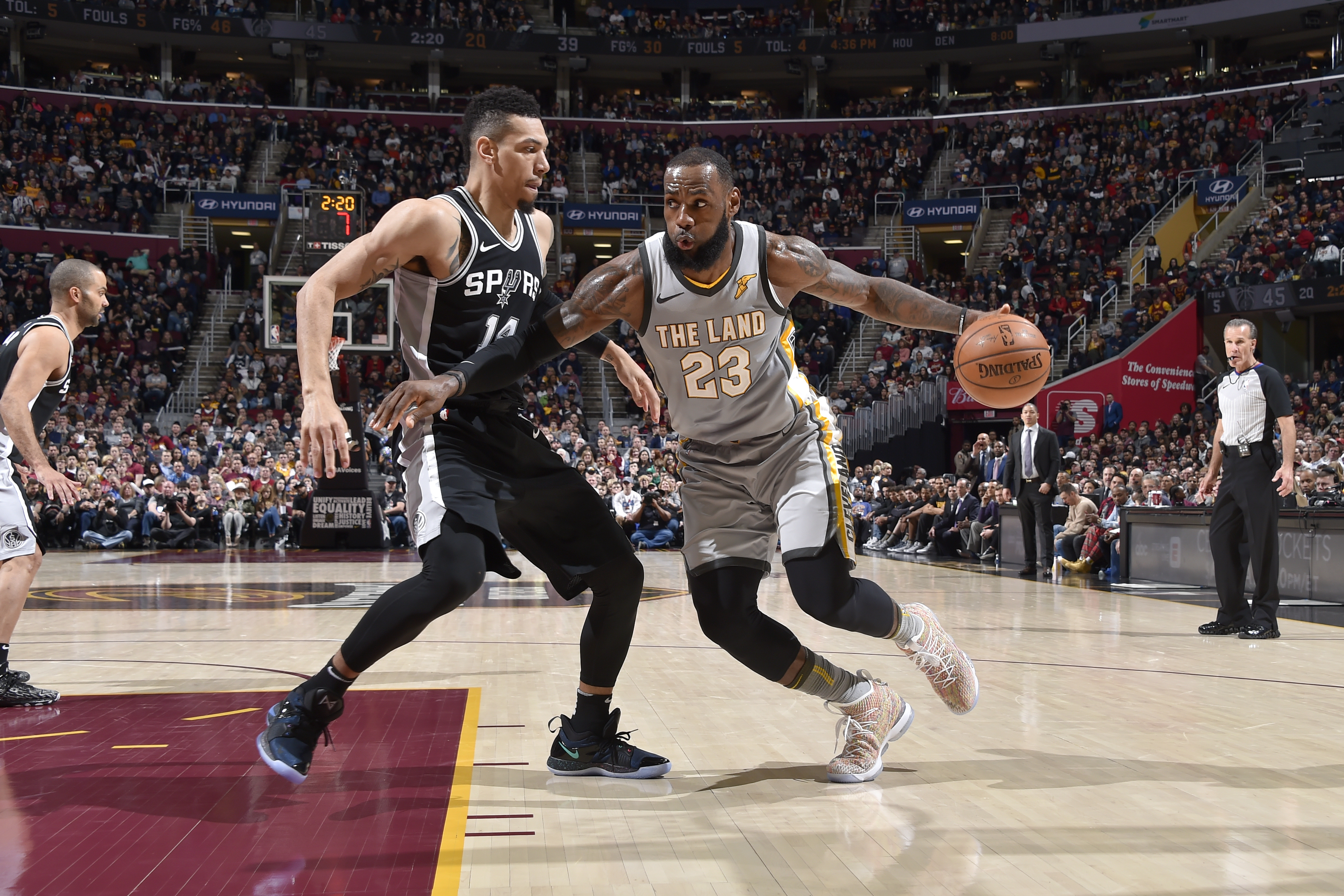 Cleveland Cavaliers What We Learned From A 16 Points Loss To The Spurs